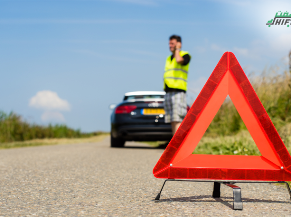 5 Simple Ways to Deal with Vehicle Breakdown Prior Roadside Assistance