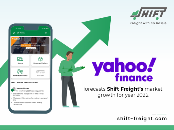 Yahoo Finance forecasts Shift Freight's market growth for the year 2022