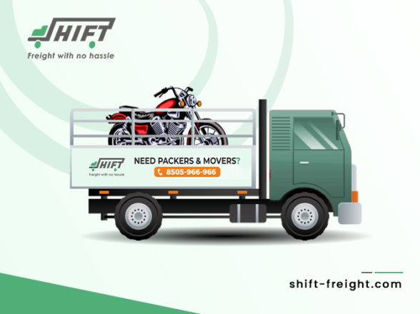 BEST GUIDE FOR SCRATCH-FREE BIKE TRANSPORTATION WITH PACKERS & MOVERS