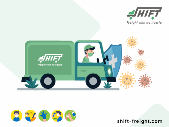 A BATTLE AGAINST PANDEMIC: SHIFT FREIGHT IS BACK WITH MORE COVID-19 PRECAUTIONS FOR ULTRA-SAFE RELOCATIONS